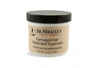 Dr Miracles Damaged Hair Medicated Treatment