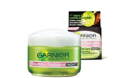 Garnier Youthful Radiance Multi-Action Night Cream