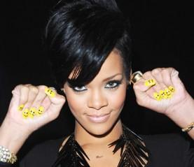 Crazy celebrity nails