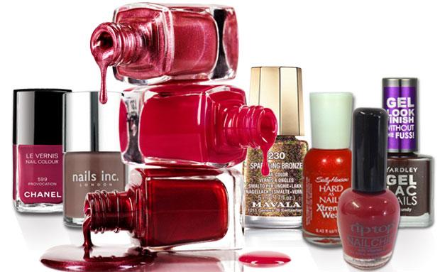 BeautySouthAfrica - Hair & Nails - Autumn nail colours