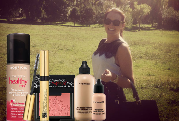 Tori's top make-up buys