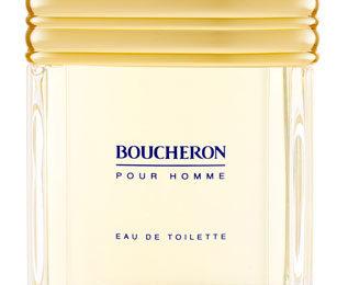 Advertorial: Boucheron pour Homme