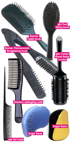 Bristles and brushes