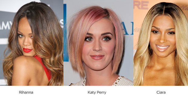 Celebrity Ombre