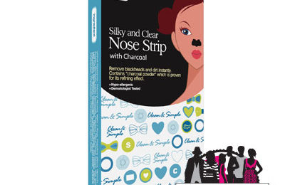 Cettua Nose Strips with Charcoal
