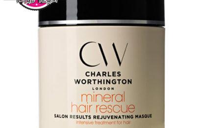 Charles Worthington Mineral Hair Rescue Salon Results Rejuvenating Masque