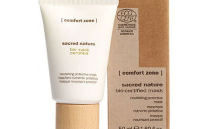 Comfort Zone Sacred Nature Face Mask