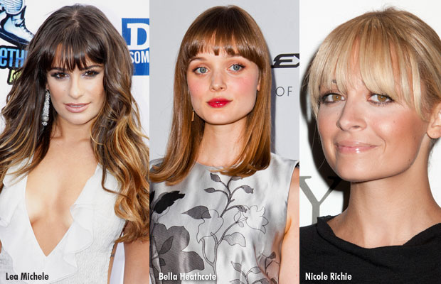 Eye looks for your fringe