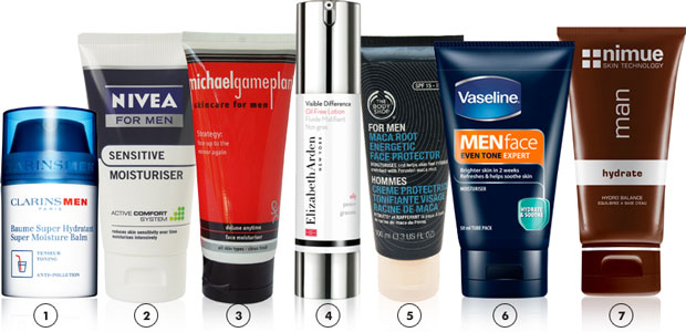 Feed your skin: men