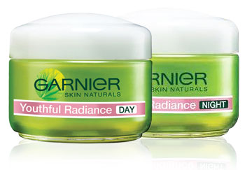 Garnier Youthful Radiance Multi-Action Day and Night cream
