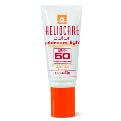 Heliocare Advanced SPF50 Gel Cream Colour