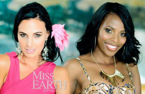 Get Miss Earth's look