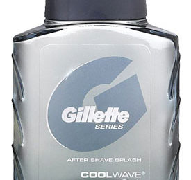 Gillette Series After Shave Splash CoolWave – review