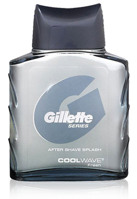 Gillette Series After Shave CoolWave