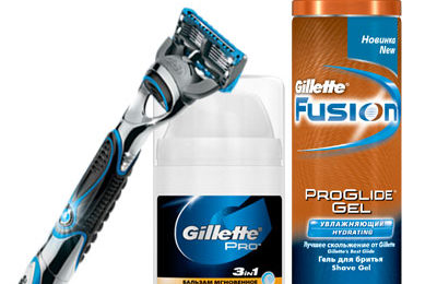 Gillette's smooth operator