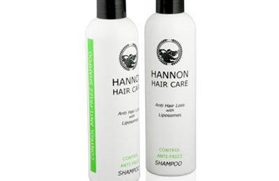 Hannon Control Anti-Frizz Shampoo