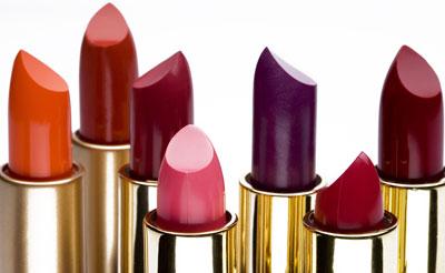 How do you choose your lipstick shade?
