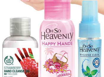 Hygienic hands