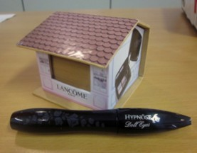 lancome doll house