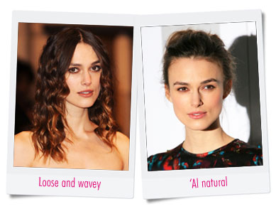 Keira Knightley's looks we love