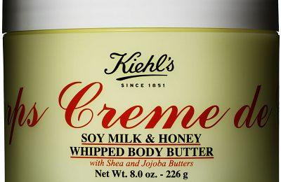Kiehl's Crème de Corps Soy Milk & Honey Whipped Body Cream