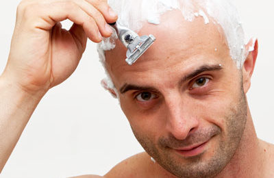 Learn how to shave your head