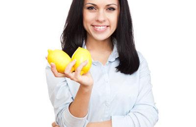 Does lemon juice lighten dark marks?