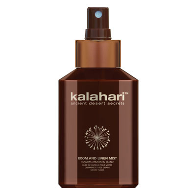 Kalahari Room and Linen Mist Khoi San Aromatic Blend