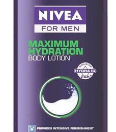Nivea For Men Maximum Hydration Body Lotion