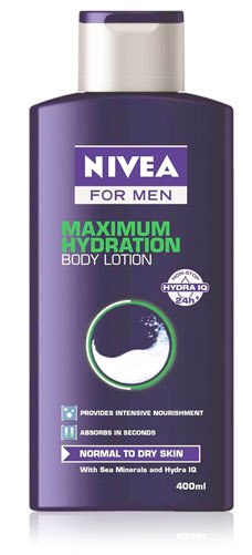Nivea For Men Maximum Hydration Body Lotion