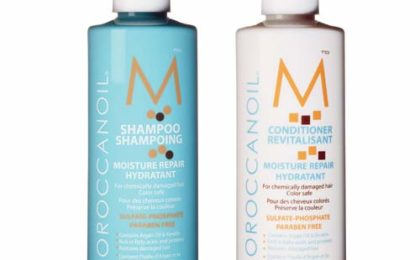 Moroccanoil Moisture Repair Shampoo & Conditioner