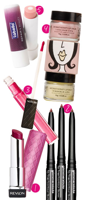 Most lip products reviewed in 2012