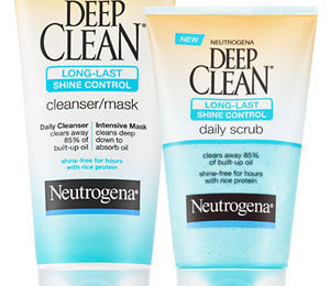 A deep clean with Neutrogena – review