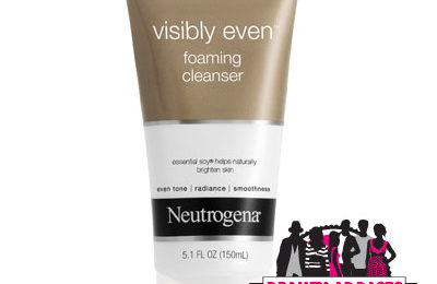 Neutrogena Visibly Even Foaming Cleanser