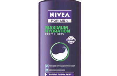 Nivea Men Maximum Hydration Body Lotion