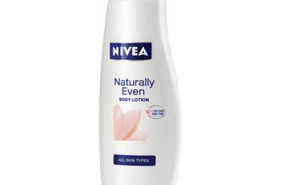 Nivea Naturally Even Body Lotion
