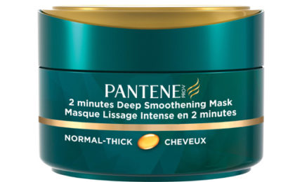 Pantene 2-Minute Deep Smoothing Mask