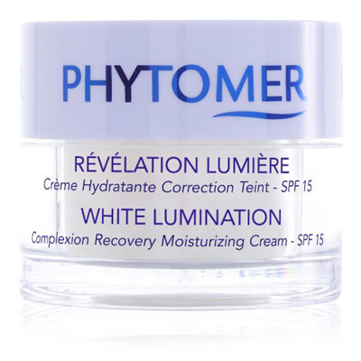 Phytomer's White Lumination Complexion Recovery Moisturising Cream