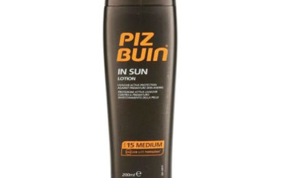 Piz Buin In Sun Lotion SPF15