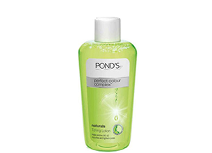 Pond's Perfect Colour Complex Naturals Toning Lotion