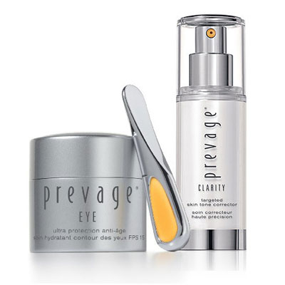 Prevage Eye Ultra Protection Anti-ageing Moisturiser and Clarity Targeted Skin Tone Corrector