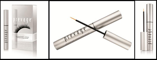 Eyebrows through the ages - Prevage