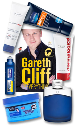 Products we think Gareth Cliff should use