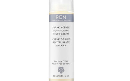 REN Frankincense Revitalising Night Cream