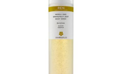 REN Neroli and Grapefruit Body Wash