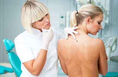 Screening for skin cancer