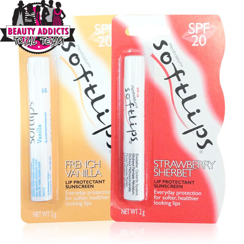SoftLips Lip Protectant Sunscreen SPF 20