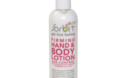 Sorbet Firming Age-Control Hand & Body Lotion