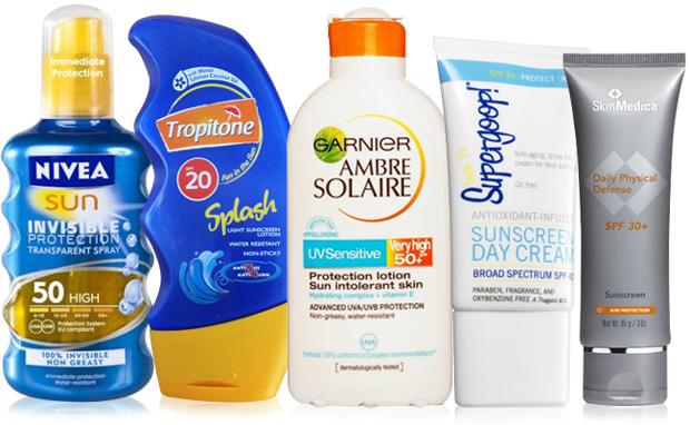 nivea sunscreen lotion