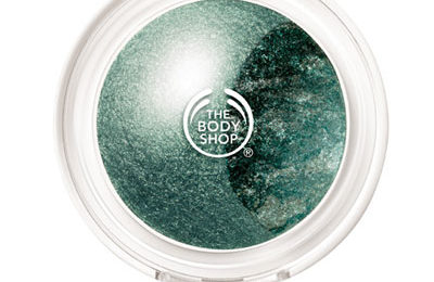 The Body Shop Baked to Last Eye Shadow Duo